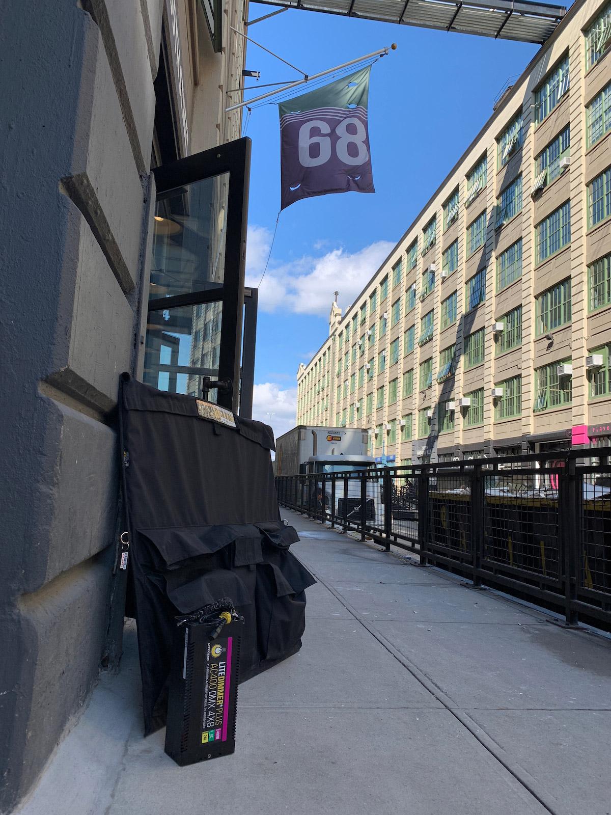 LiteGear New York, at Industry City